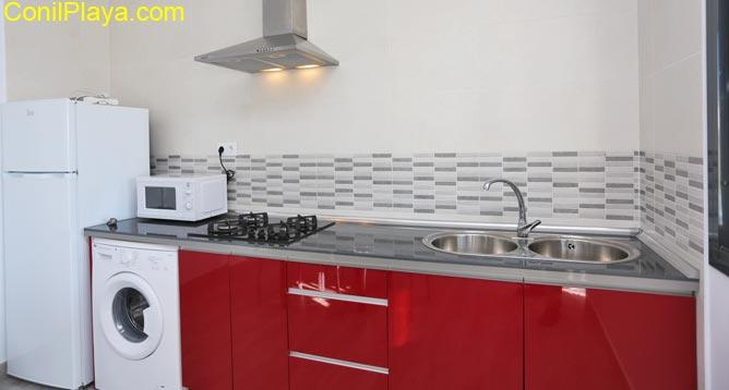 chalet cocina