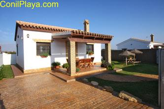 Casa rural en Conil alquilada por particulares