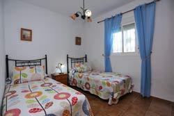 Chalet de 3 dormitorios para 6 o 7 personas.