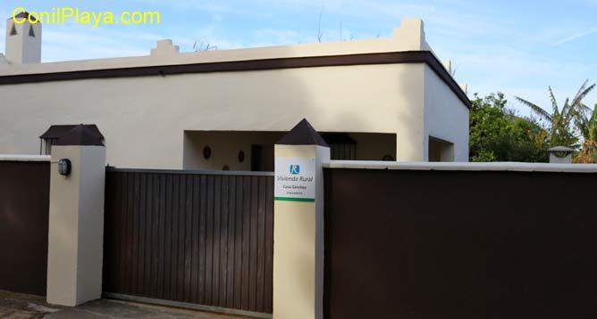 casa registrada en oficina turismo andalucia
