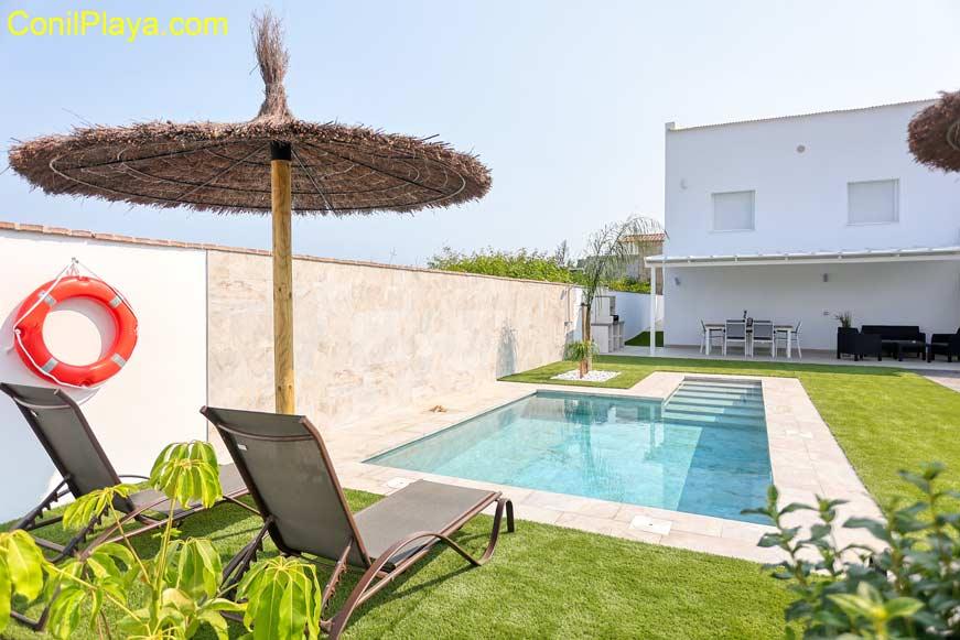foto de la casa en Roche Viejo en alquiler con piscina