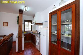 chalet 4 cocina