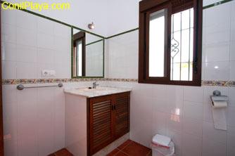 chalet 4 lavabo