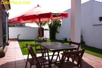 chalet 4 terraza