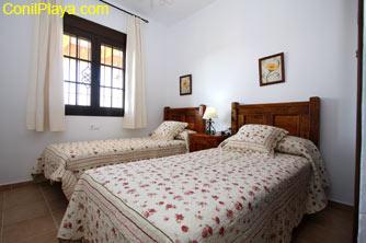 Los dormitorios son muy bonitos y con muebles de calidad.