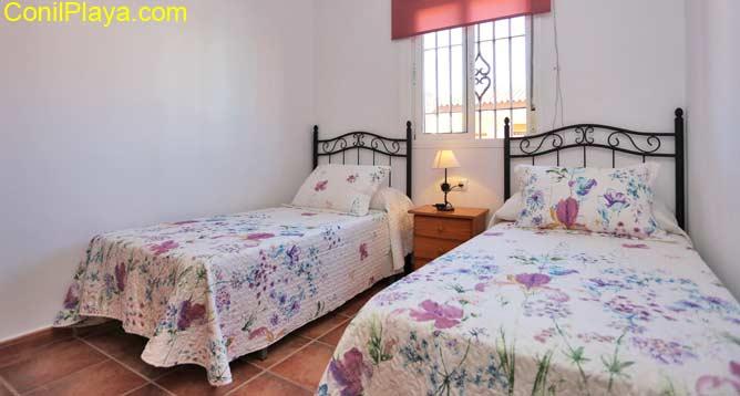 dormitorio camas