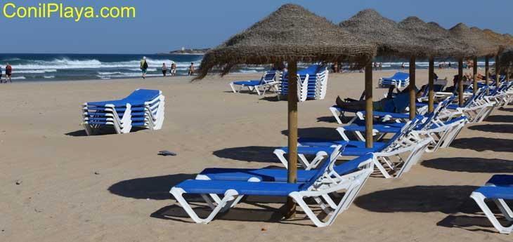 Playa de Los Bateles, Conil de la Frontera
