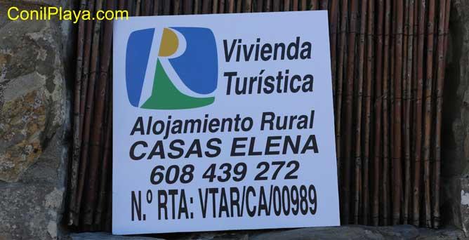 vivienda turistica alojamiento rural