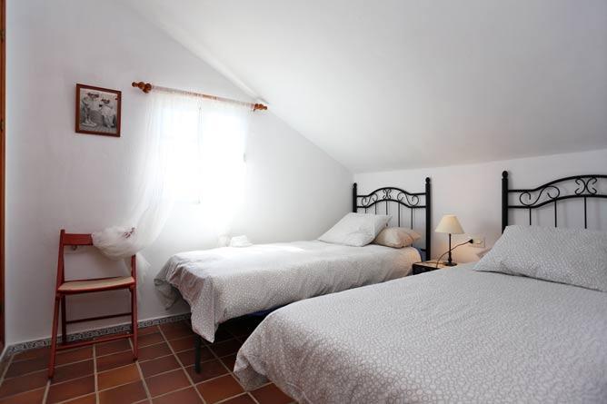 dormitorio 2camas