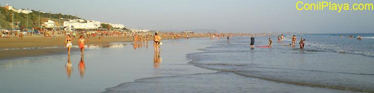 Playa de Conil. La Fontanilla