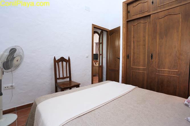 casa conil dormitorio