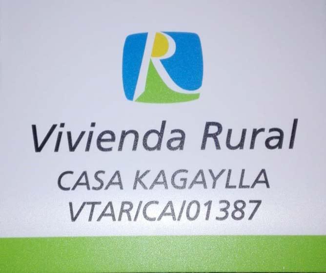 registro turismo andalucia VTAR/CA/01387 kagaylla