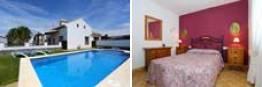 Casa con piscina en alquiler muy cerca de Conil
