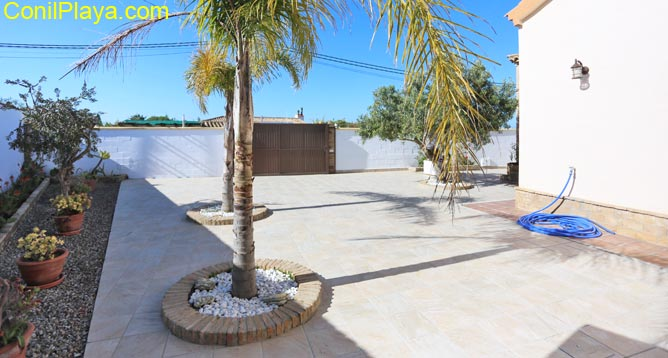 chalet patio