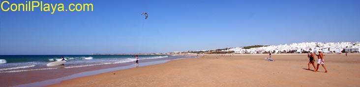 Playa de Conil. Los Bateles