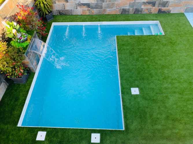 chalet en Conil con piscina privada en alquiler