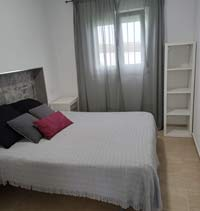 Chalet en Conil de dos dormitorios y cercano a las playas.
