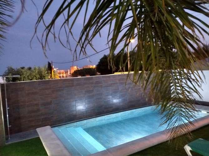piscina conil