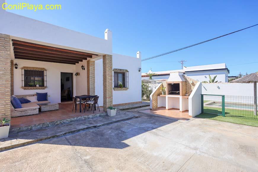 Alquiler de chalet en Conil con piscina directamente por particulares