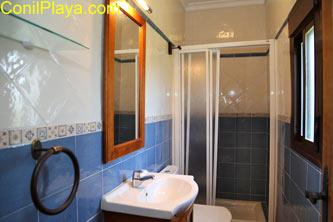 ducha del baño interior del dormitorio principal