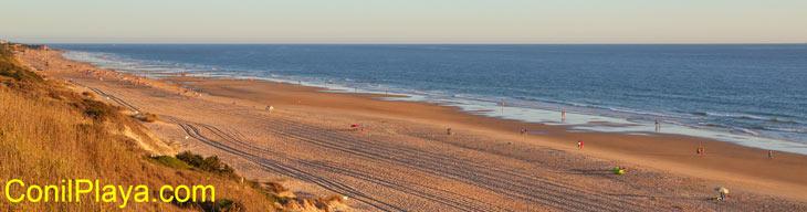 Playa de la Torre de El Puerco