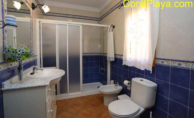 Vista del cuarto de baño