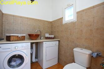 cuarto de lavado conj lavadora y secadora