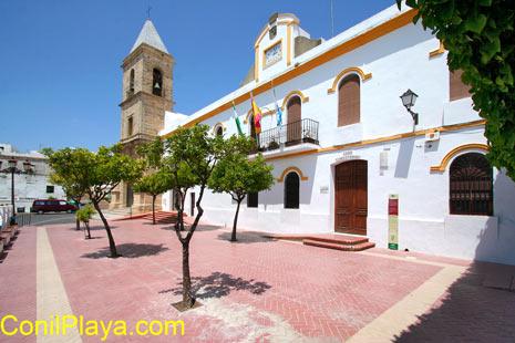 Ayuntamiento de Conil.