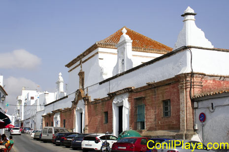 Iglesia de la Misericordia.