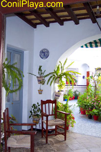 Patio de Conil