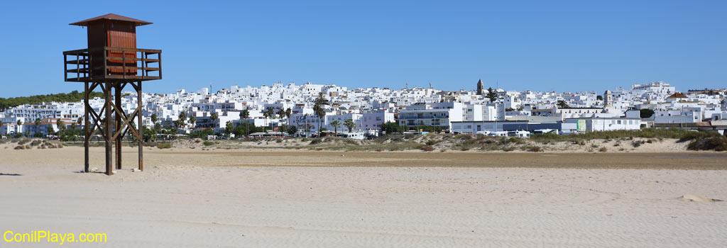 Torreta de vigilancia de playa