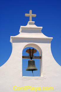 Campanario de la Iglesia del Espiritu Santo.