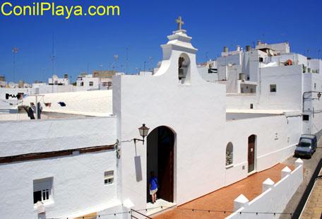 Ermita del Espiritu Santo.