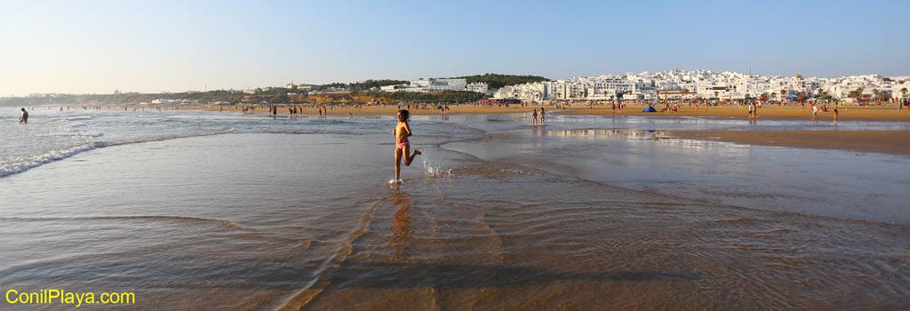 Conil playa de Los Bateles