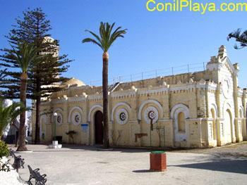 Iglesia de Santa Catalina en Agosto de 2007.
