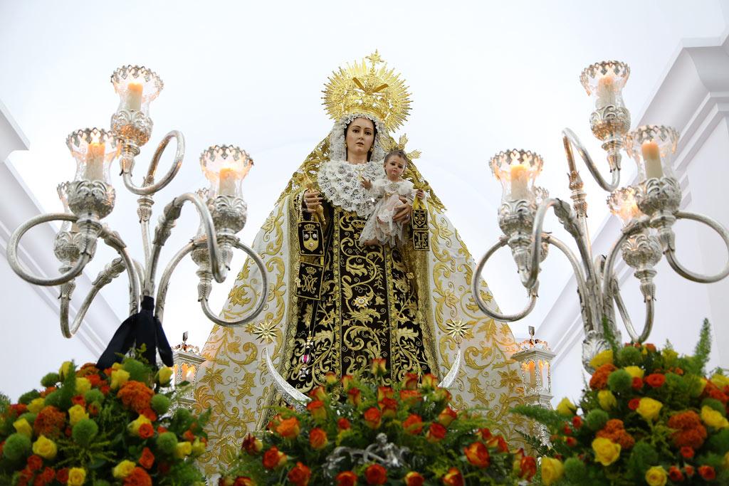 Virgen del Carmen, Conil de la Frontera