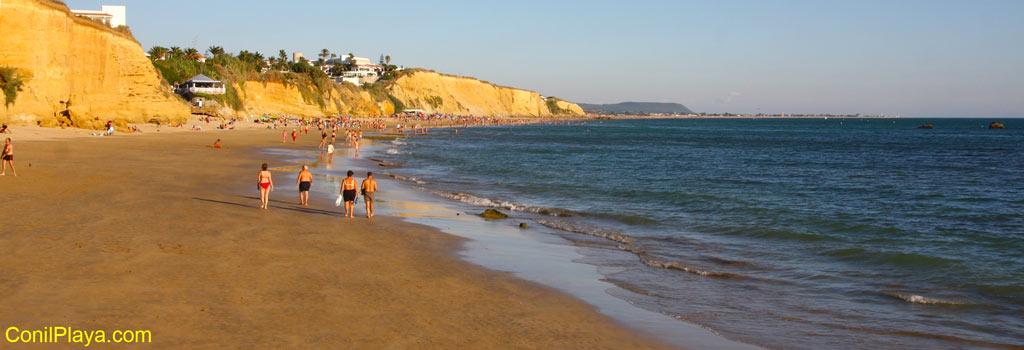 Playa de la Fuente del Gallo, Conil de la Frontera