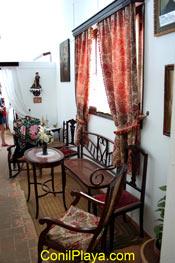 Museo Raices Conileñas. Mobiliario antiguo.