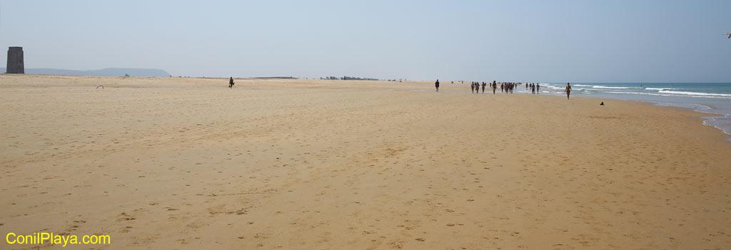 Playa de Castilnovo.