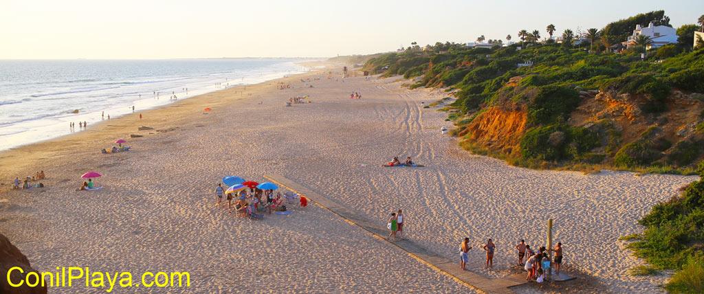 Playa de Urbanización Roche