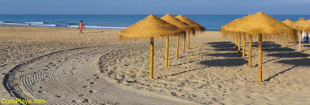 Playa de El Chorrillo, Conil