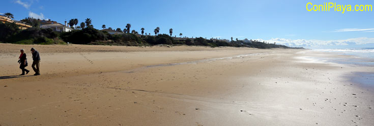 playa de Roche.
