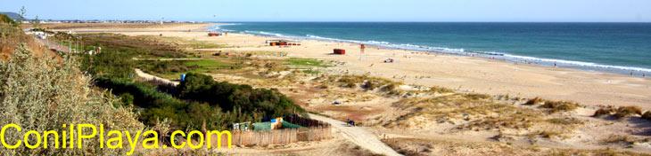 Playas de El Chorrillo y de Los Bateles, 12 junio de 2009.