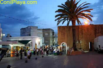 plaza de Santa Catalina