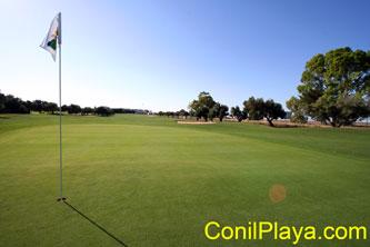 Campo de Golf San Andres