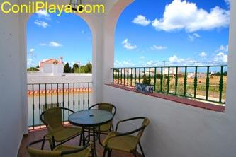 foto del apartamento en El Palmar en alquiler