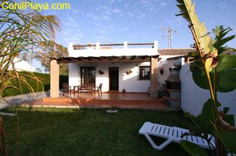 Casa en El Palmar en zona tranquila.