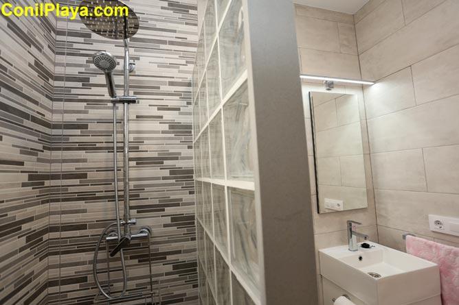 El lavabo del baño