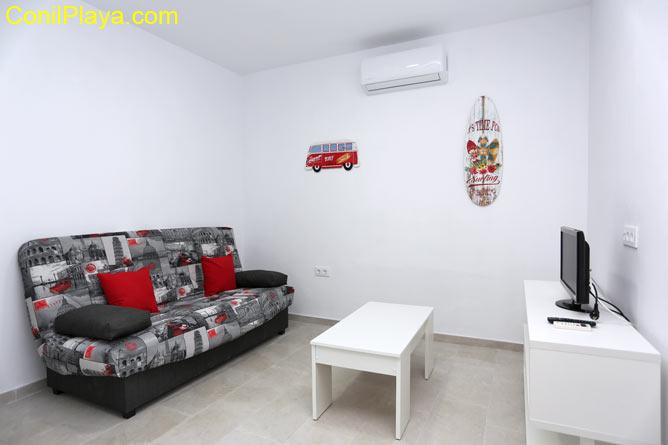 salon aire acondicionado