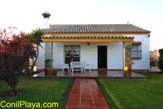 foto de la casa en El Palmar en alquiler